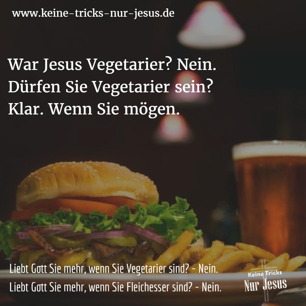 vegetarismus, Ernährung, Glaube und die Bibel