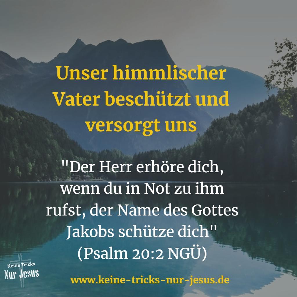 Schutz durch Gott