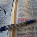 Was tun gegen schwachen Glauben?