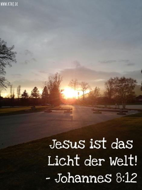 Jesus Licht Der Welt