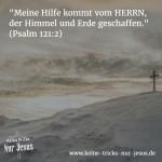 Psalm 121. Meine Hilfe kommt vom Herrn