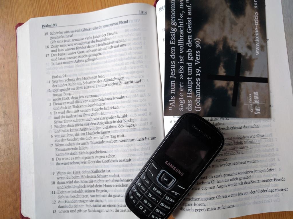Psalm 91 in der Bibel