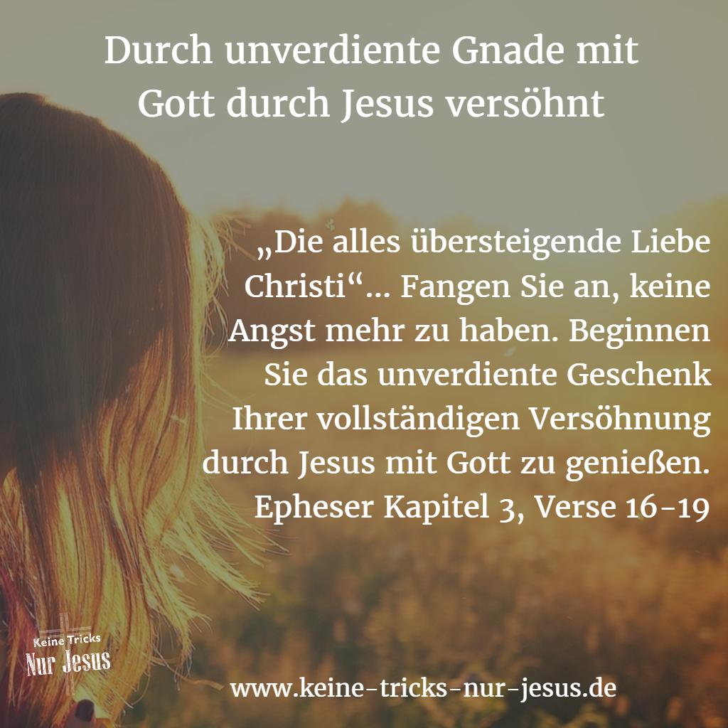 Die Liebe Christi