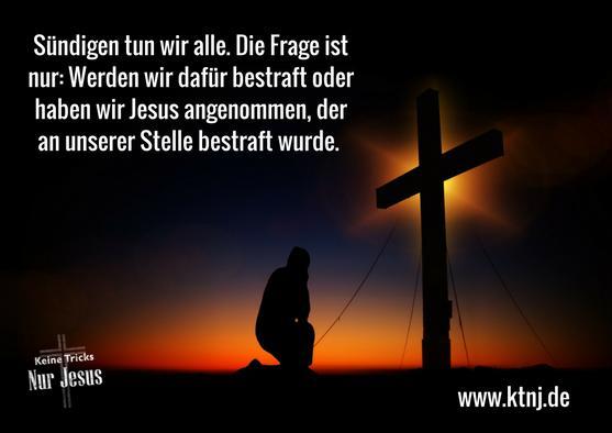 Jesus Postkarte No. 3 von KTNJ
