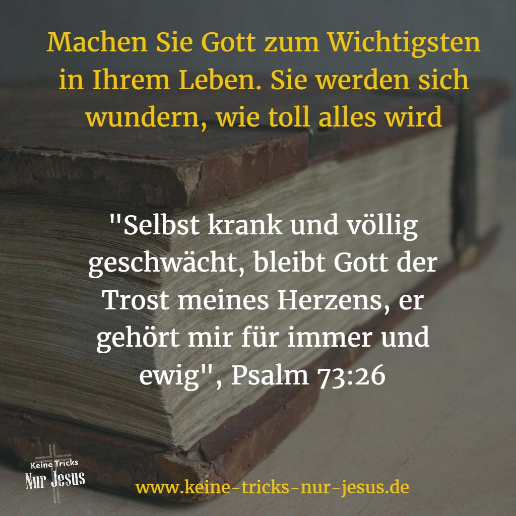 Ein schöner Bibelvers