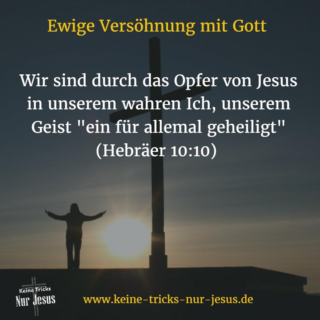 Ewige Errettung dank Jesus