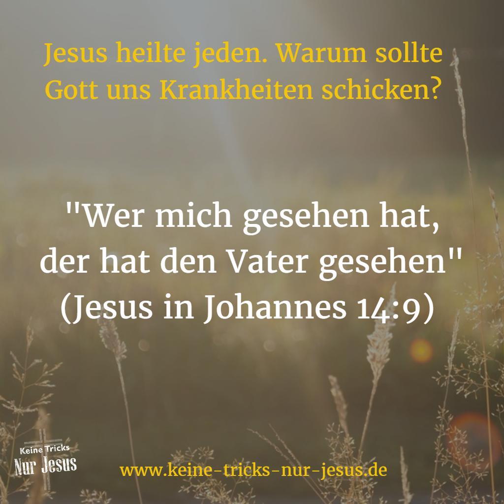 Gott und Jesus sind von gleicher Art