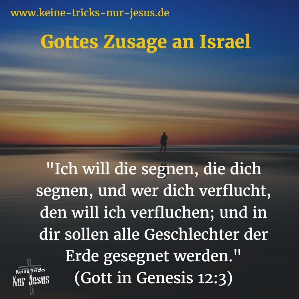 Segen für Israel. Segen für Sie