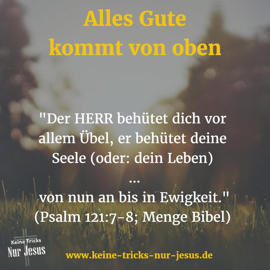 Bibelvers Ziehen
