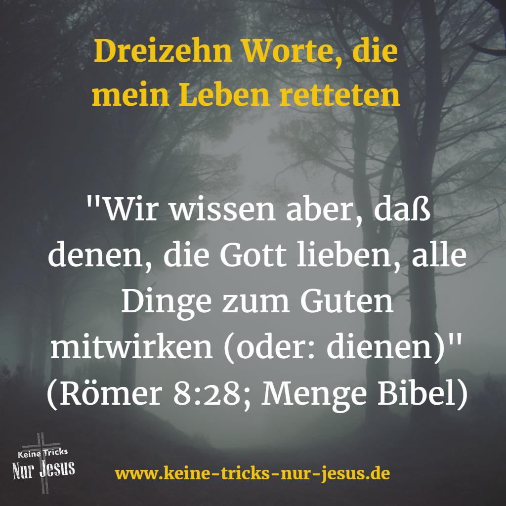 Selbstmord Bibel