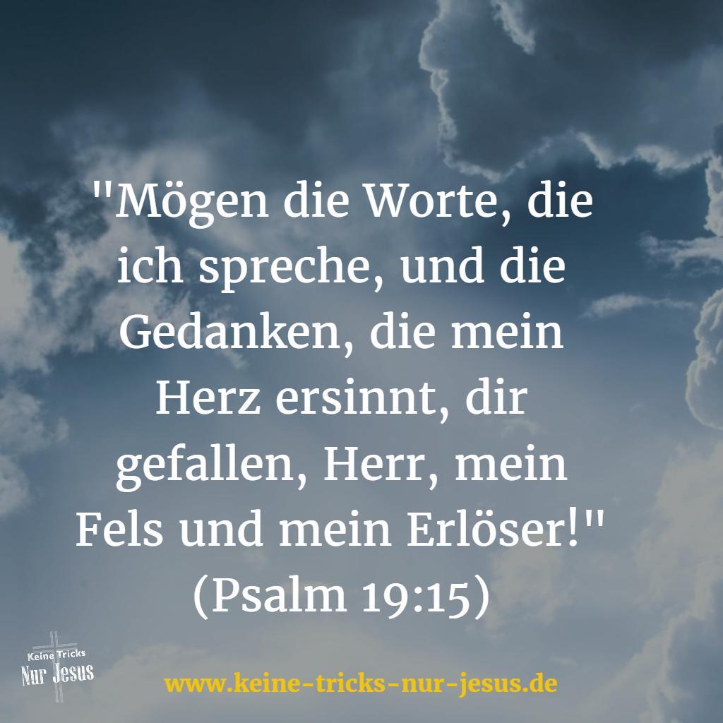 Worte und Gedanken über Gott