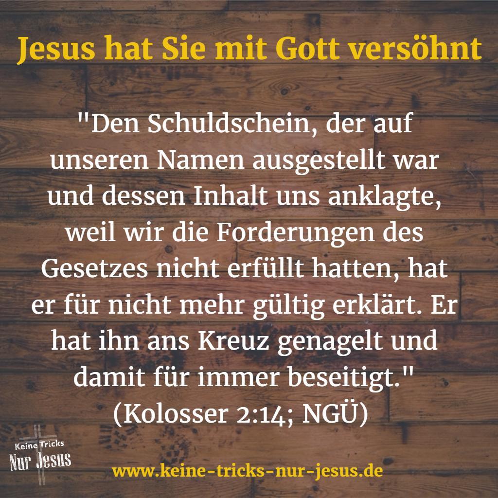 Jesus betete nicht das Vaterunser