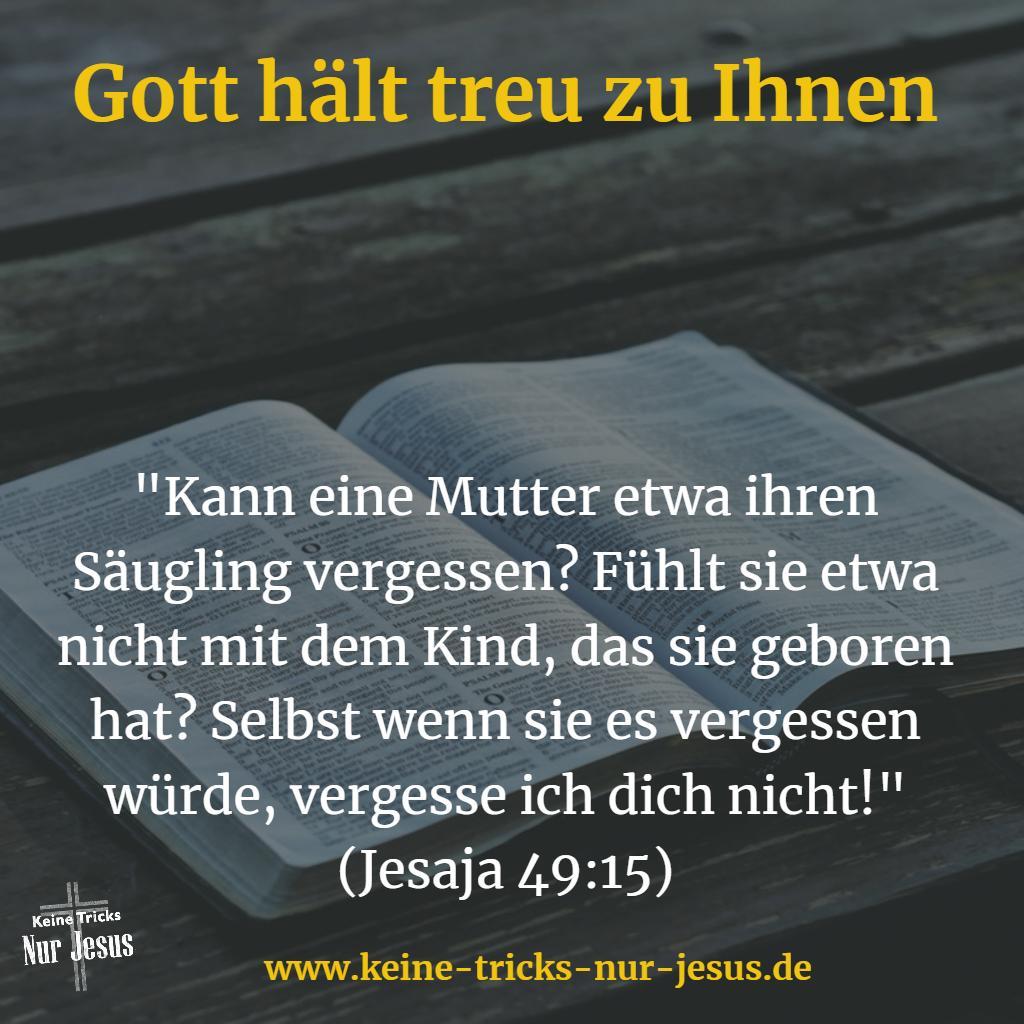 Treue von Gott