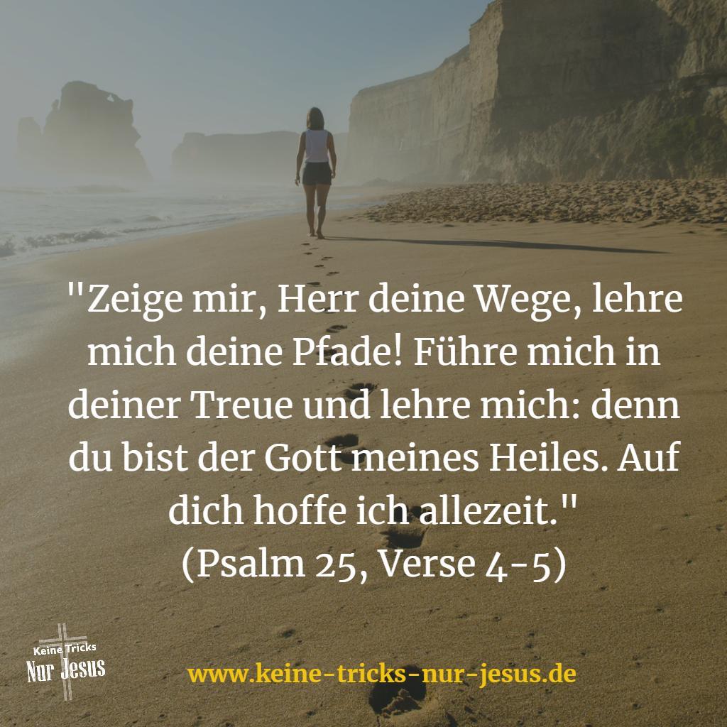 Gottes Wege Sind Unergründlich Bibelstelle