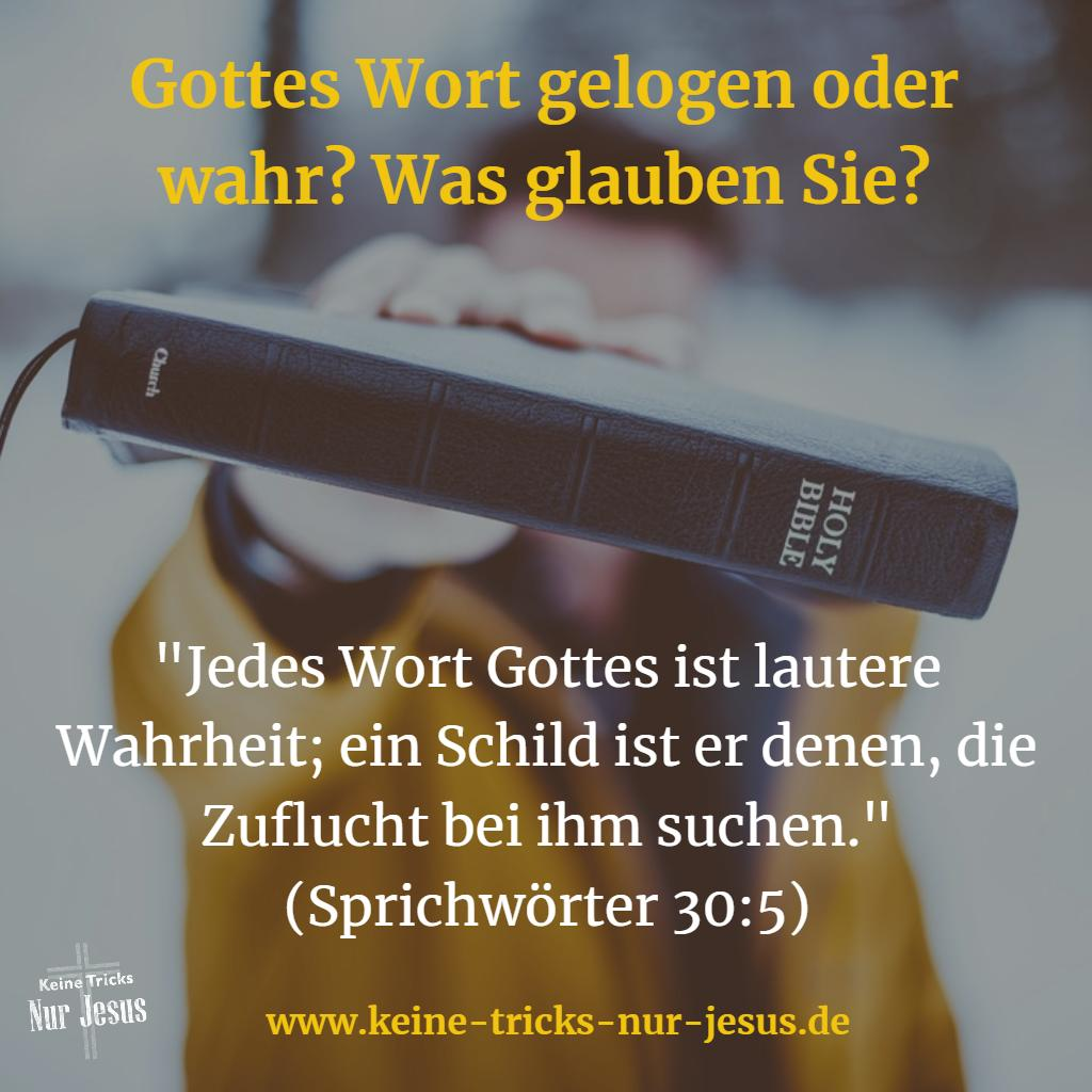 Bibel ist wahr