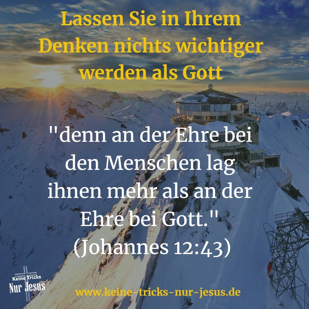 Sich zu Jesus bekennen