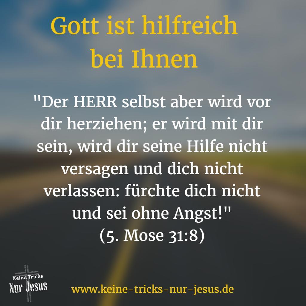 Gottes Nähe