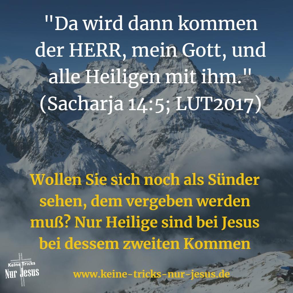 Heilige mit Jesus