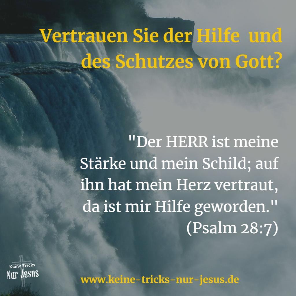 Psalm 28, Vers 7