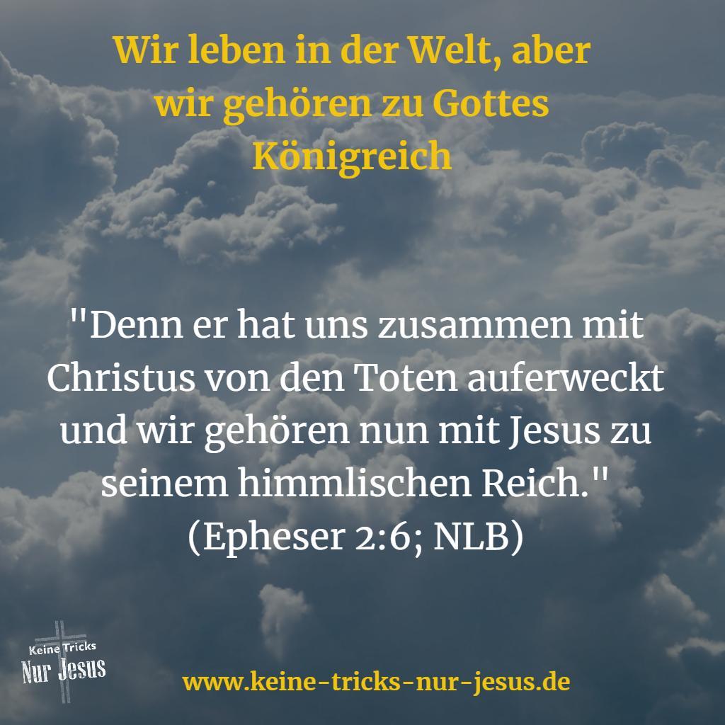 Bürger von Gottes Himmelreich