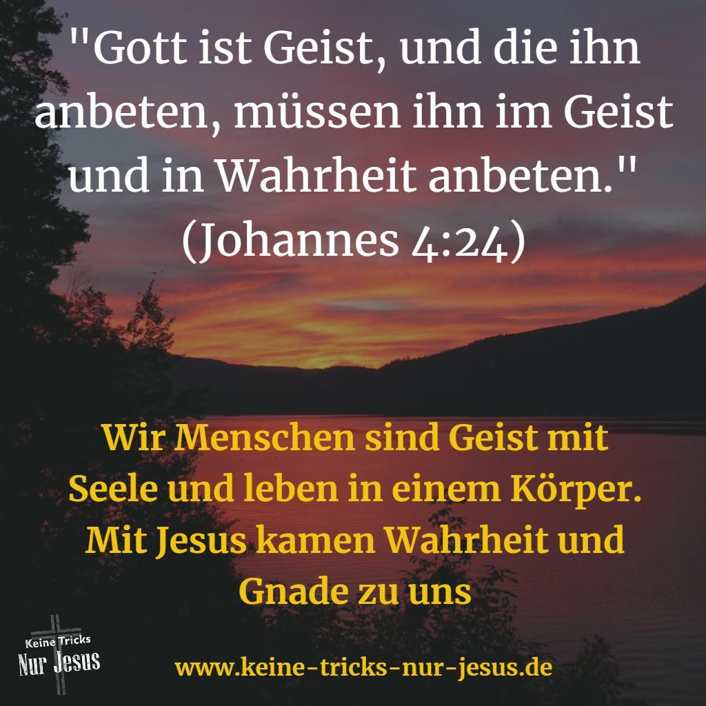 Gott ist Geist