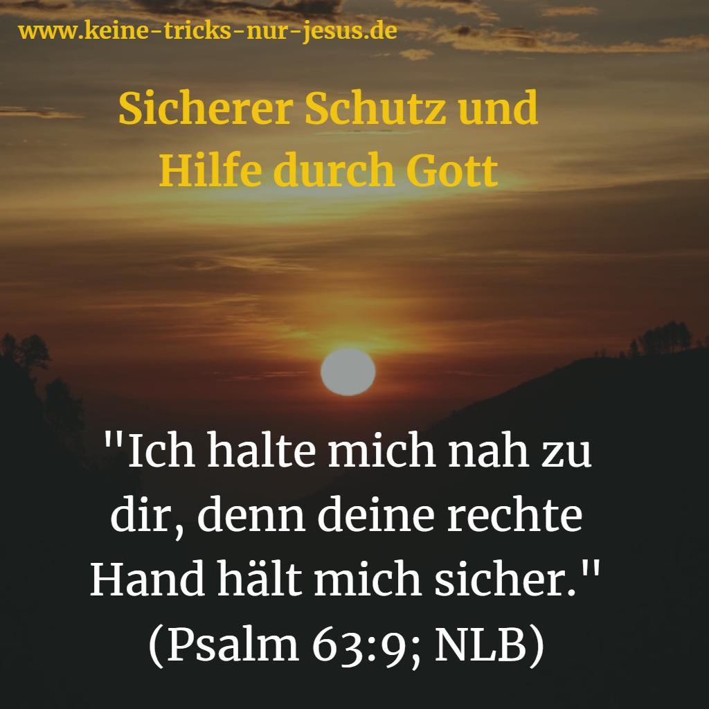 Unter Gottes Schutz