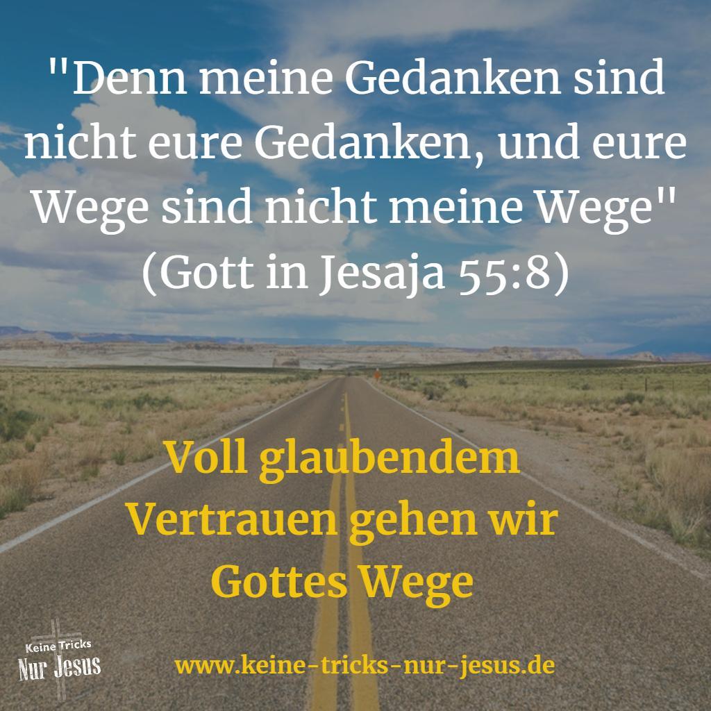 Gottes Wege