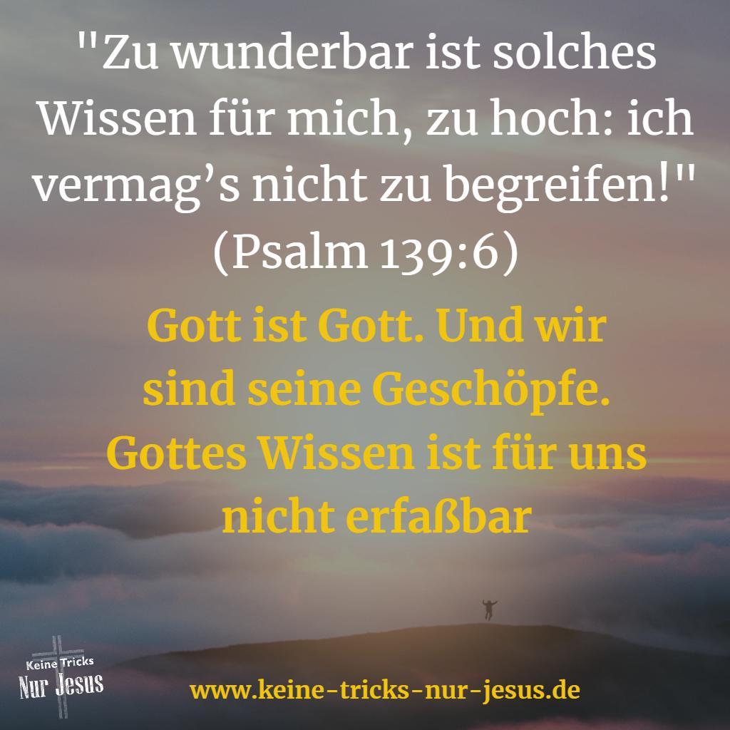 Wissen von Gott