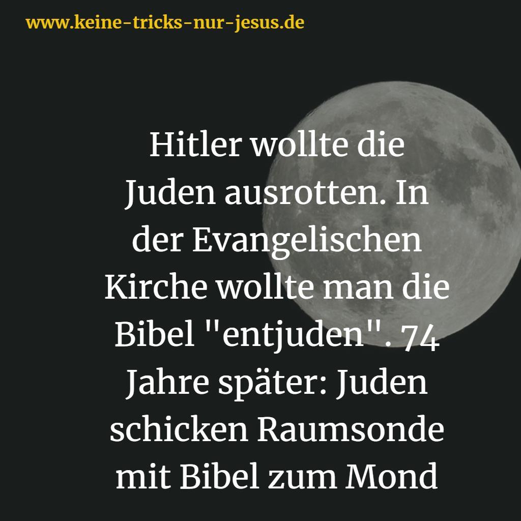 Israels Raumsonde mit Bibel zum Mond