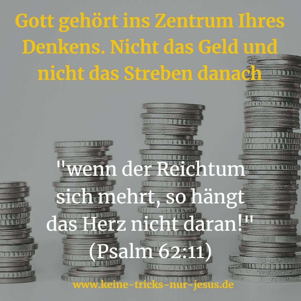 Reichtum Gott