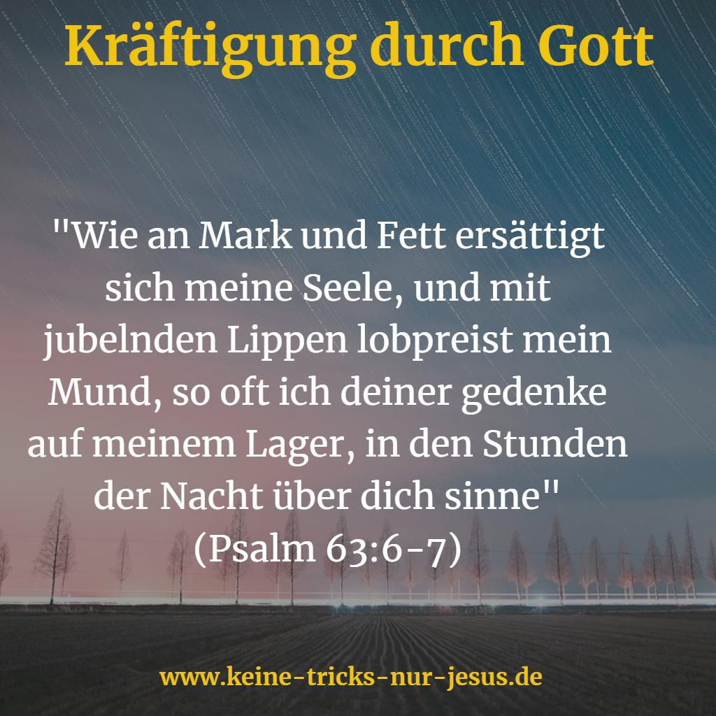 Kraft von Gott