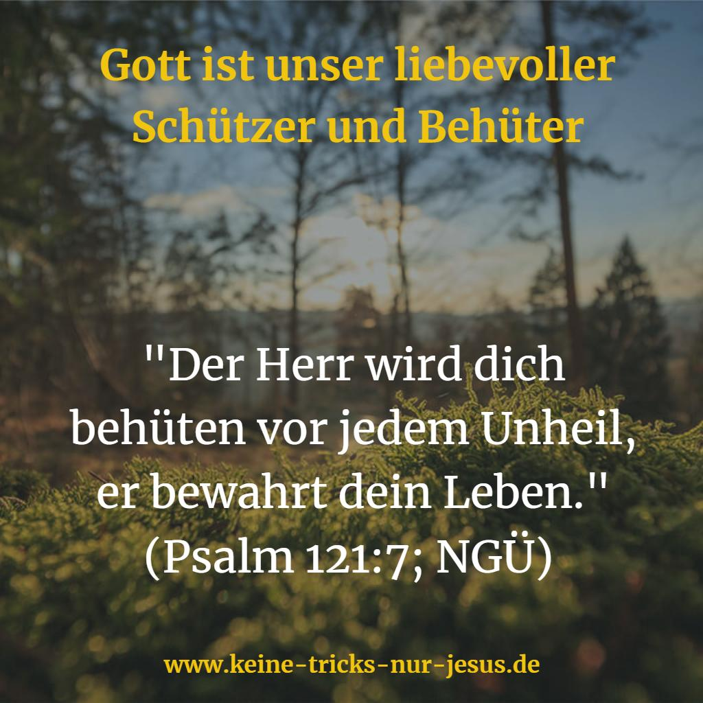 Gottes Schutz