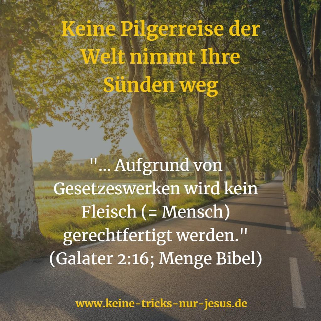 Pilgerreise