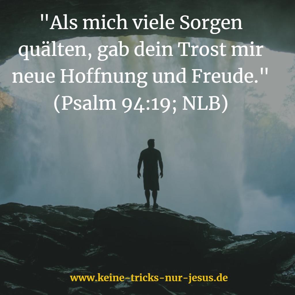 Göttlicher Trost